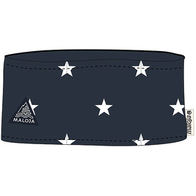 Maloja ArosaM. Stirnband mountain lake stars